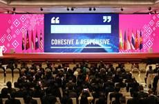 Concluyen XXXV Cumbre de ASEAN y citas anexas