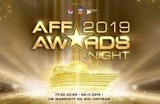 Entregarán en Vietnam premios de Federación de Fútbol de la ASEAN 2019