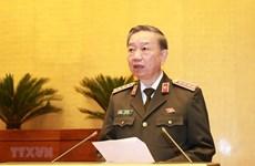 Pide Parlamento de Vietnam coordinación estrecha sobre tragedia en Essex