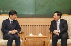 Vietnam atesora lazos con Japón, afirma vicepremier vietnamita