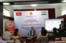 """Anuncian docenas de actividades durante el """"Mes de Vietnam"""" en India"""