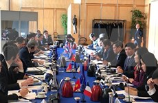 Resaltan avances en las relaciones económicas Vietnam-Francia