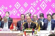 Concluye primer ministro vietnamita participación en XXXV Cumbre de ASEAN