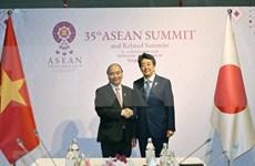 Resalta Vietnam asociación estratégica ASEAN-Japón
