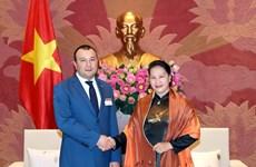 Destacan amistad tradicional Vietnam- Armenia