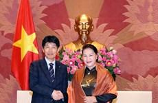 Valora máxima legisladora de Vietnam lazos con prefectura japonesa de Gunma