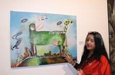 Abre sus puertas en Hanoi Exposición de Bellas Artes de destacados autores asiáticos