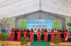 Inauguran Feria Agrícola Internacional de Vietnam 2019