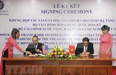 Aumentará Estados Unidos financiamiento  para infraestructura de Vietnam