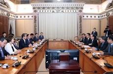 Afianzan Ciudad Ho Chi Minh y urbe sudcoreana de Gimcheon lazos multisectoriales