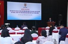 Amplían en Vietnam conciencia sobre Convención contra la tortura y otros tratos o penas crueles