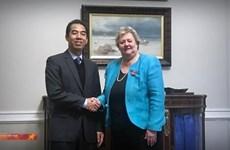 Estrecha Vietnam coordinaciones con Reino Unido en investigaciones sobre tragedia de Essex