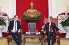 Valoran participación danesa en Informe de Perspectivas Energéticas de Vietnam