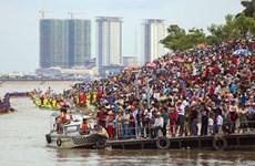 Garantiza Camboya la seguridad durante el Festival del Agua