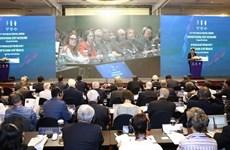Concluye en Vietnam XI Conferencia Internacional sobre el Mar del Este