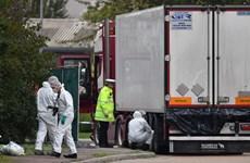 Las 39 víctimas del camión de Essex son vietnamitas, confirma Ministerio de Seguridad Pública