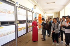 Exposición digital reafirma soberanía de Vietnam sobre archipiélagos de Hoang Sa y Truong Sa