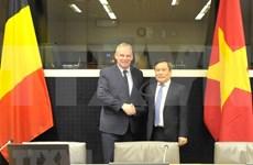 Intensifican Vietnam y Bélgica la cooperación económica