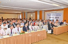Efectúan en Vietnam simposio internacional sobre nanotecnología