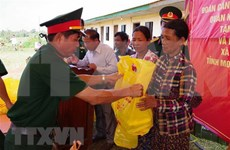Fortalecen vínculos provincias fronterizas de Vietnam y Camboya