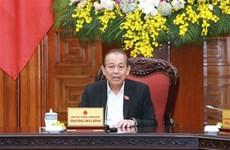 Acelera Vietnam implementación de medidas de protección ciudadana en torno a la tragedia de Essex