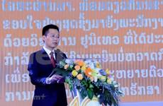 Empresa de telecomunicaciones Unitel, símbolo de cooperación económica exitosa entre Laos y Vietnam