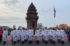 Celebra Camboya el 66 aniversario de su Día Nacional