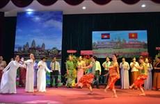 Conmemoran en Ciudad Ho Chi Minh el 66 aniversario del Día Nacional de Camboya