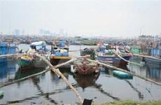 Se mantiene Vietnam alerta ante la llegada del tifón Nakri