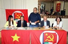 Resaltan en Italia imagen del Presidente Ho Chi Minh