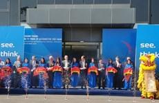 Empresa alemana ZF inaugura su primera planta en Vietnam