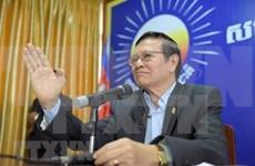 Camboya: Expresidente del partido opositor liberado temporalmente