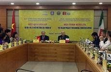 Destacan respaldo de Italia a Vietnam en mejoramiento del sistema estadístico