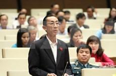 Aprueba Parlamento de Vietnam visión sobre desarrollo socioeconómico en 2020