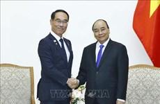 Destaca primer ministro de Vietnam lazos entre su país y Japón
