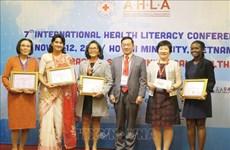 Efectúan en Vietnam Conferencia Asiática sobre Alfabetización en Salud