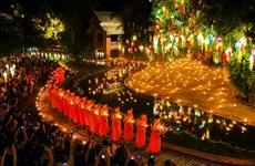 Prohíben en Tailandia los fuegos artificiales durante festival Loy Krathong