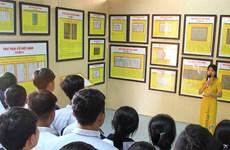 Exhiben en Kon Tum evidencias de soberanía vietnamita sobre Hoang Sa y Truong Sa
