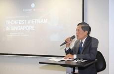 Presentan en Singapur potencialidades de Vietnam para estimular el emprendimiento