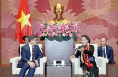Ratifica Vietnam interés de fortalecer cooperación con Alemania