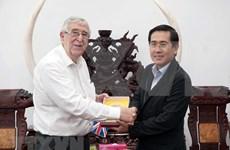 Explora Reino Unido potencialidades de cooperación con provincia vietnamita de Ninh Thuan