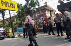 Realizan atentado suicida contra sede policial en Indonesia