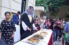 Presentan en Hanoi la cultura culinaria de Palestina