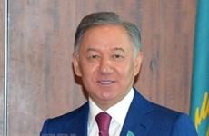 Presidente de la Cámara Baja de Kazajstán comienza visita oficial a Vietnam