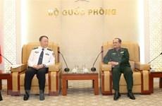 Profundizan Vietnam y China colaboración en seguridad fronteriza