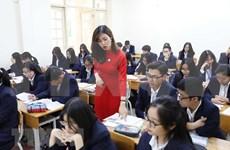 Resaltan universalización de la enseñanza primaria en Vietnam