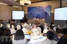 Efectúan en Hanoi conferencia de la ASEAN sobre cumplimiento de UNCLOS