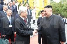 Elogia periódico de Corea del Norte relaciones con Vietnam