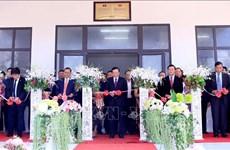Entrega Vietnam en Laos escuela para fortalecer amistad entre ambos países