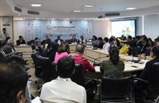 Debaten en Nueva Delhi impulso de los  vínculos comerciales entre  Vietnam y la India